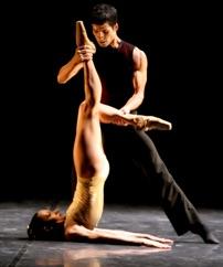 CHOREOGRAPHY 2018 AGUA VIVA Originally Created For Ballet